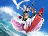 Le kite pour lesnulles
