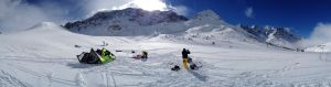 Lautaret - Snowkite - 004