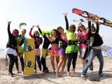Bref on va faire du kite entre filles – Résumé par Véro, l'organisatrice !