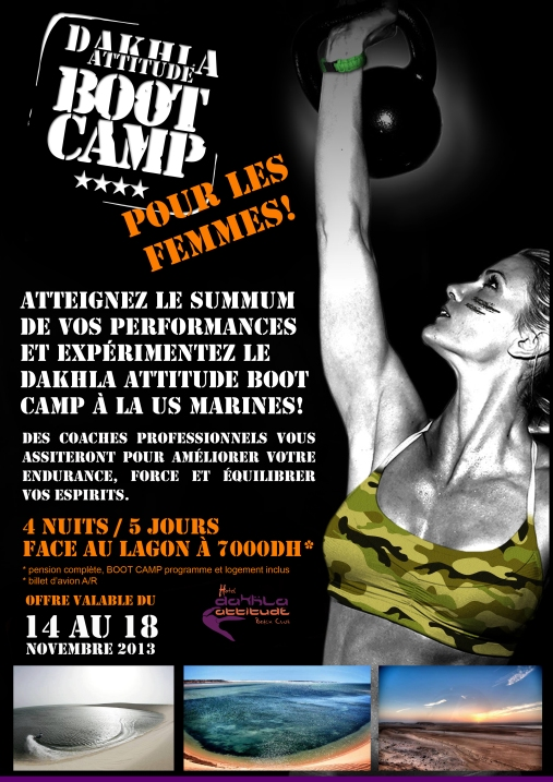 BOOT CAMP FRENCH
