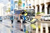 Kite and the city @TelAviv