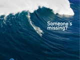 #SOMEONESMISSING – If you don't act you won'tride