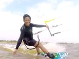 Pourquoi le kite nous rend-il heureuse? Episode 4: GeeGee … fromTexas!